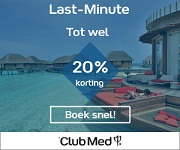 Club Med Lastminute aanbiedingen